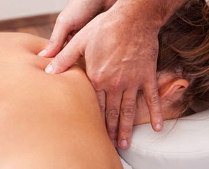 Massage for neck and shoulder pain